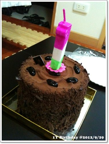 1Y Birthday