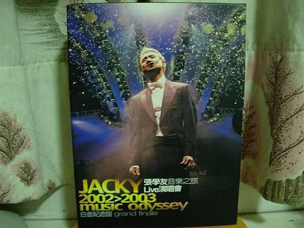 2003張學友「音樂之旅Live演唱會」(粵語)