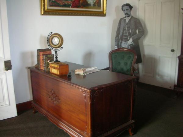 古老辦公桌