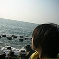 憂愁?看海