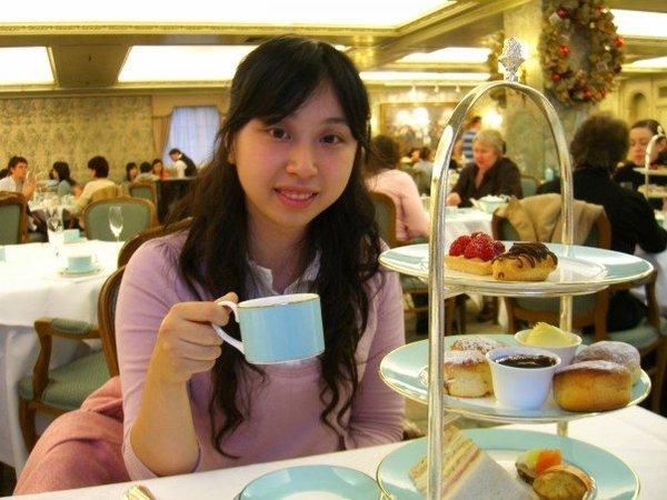 非常優雅的下午茶