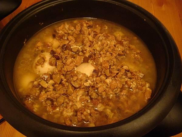 魯肉滷蛋滷油豆腐