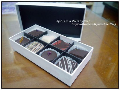 8入巧克力
