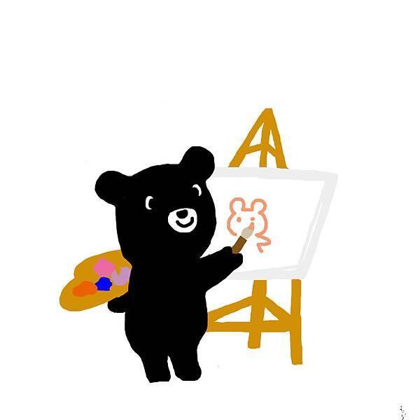 5創作圖畫書熊