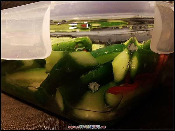 涼拌小黃瓜05