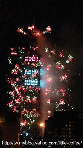 2007 101煙火 6
