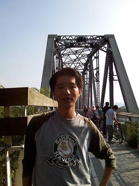 老公和花樑鋼橋