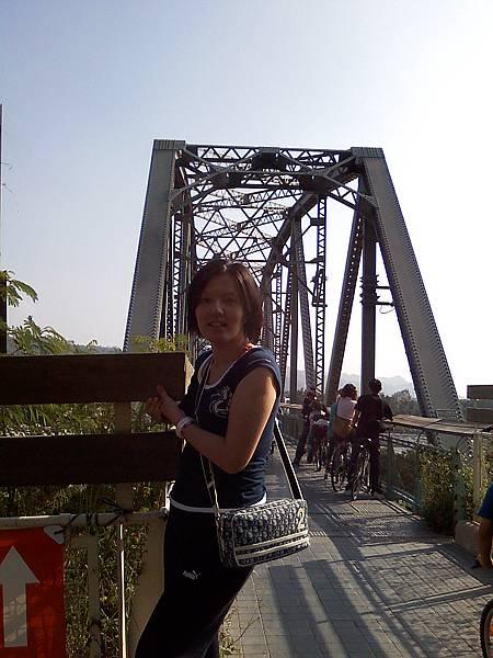 我和花樑鋼橋