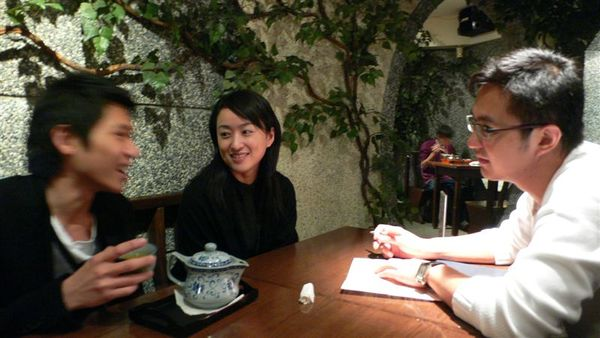 Dozo聚餐...之後的喝茶