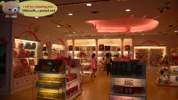 Sanrio機場專賣店