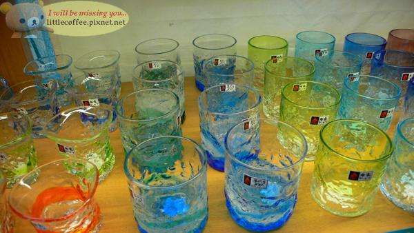 美麗玻璃杯
