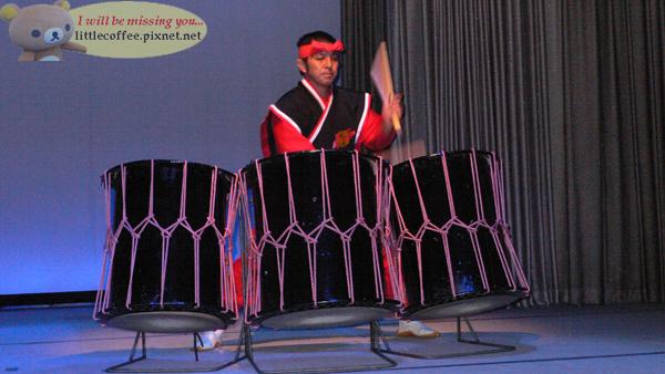 琉球傳統表演--大鼓