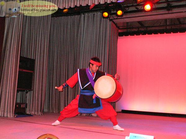琉球傳統表演--小鼓