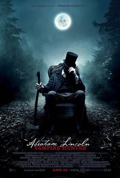 吸血鬼獵人=林肯總統