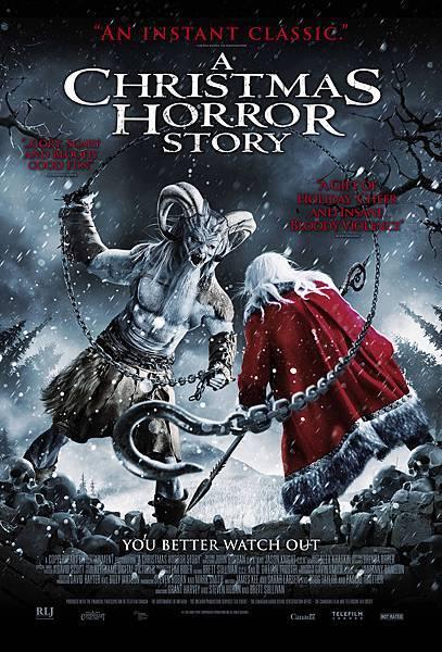 【驚悚】聖誕恐怖故事線上完整看 A Christmas Horror Story