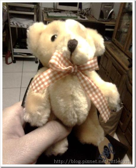 小熊-禮物