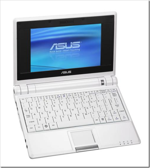 ASUS Eee PC (易PC)2
