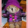 7-11浪漫巴黎小熊