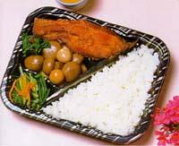煙鯧魚盒餐