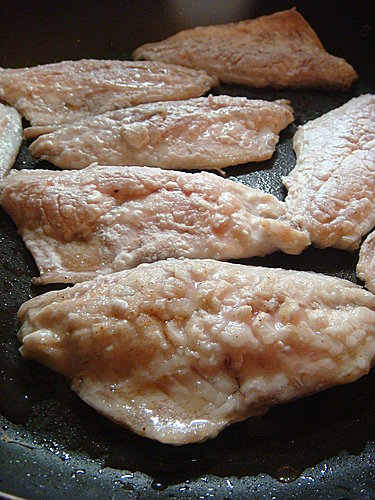 日式梅醬燒竹筴魚10 (1)
