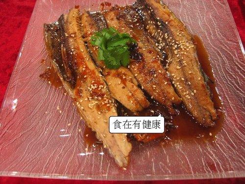 醬煮秋刀魚