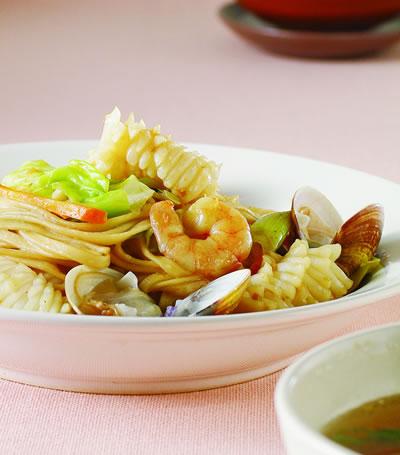 海鮮炒麵(6)