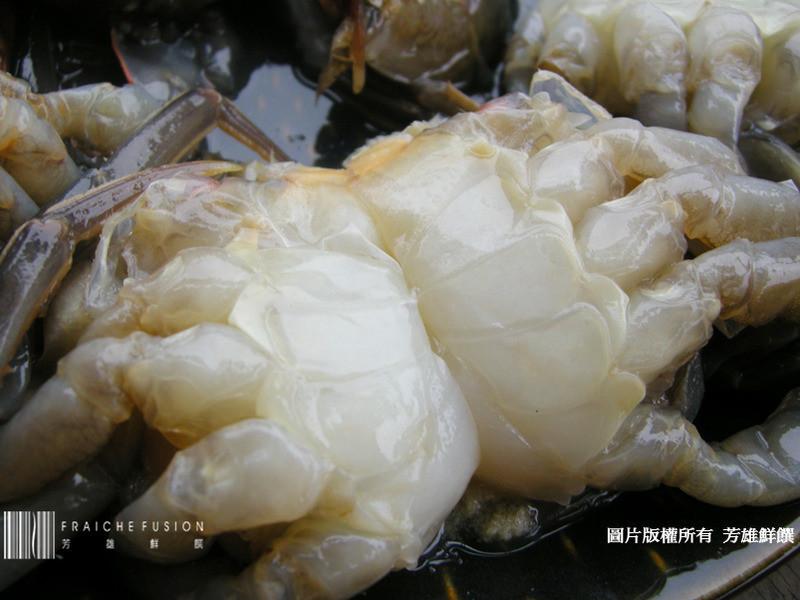 芳雄鮮饌-【酥炸鹹香軟殼蟹】2