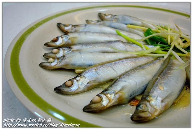 懶人輕鬆做-微波爐清蒸柳葉魚