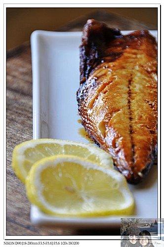 把拔上菜時間~金黃香烤鯖魚2