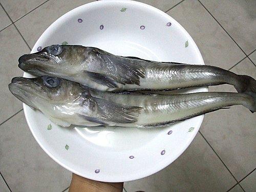 冰魚料理又一招1