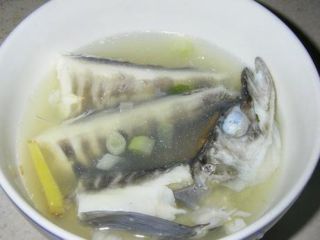 【DIY】南極冰魚湯