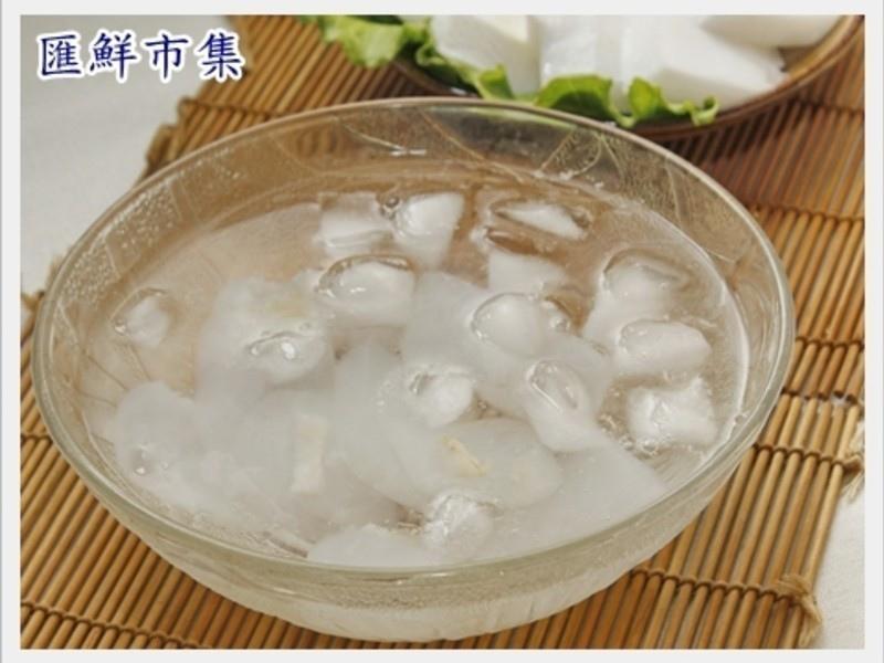 【養顏料理】涼拌曼波魚皮4