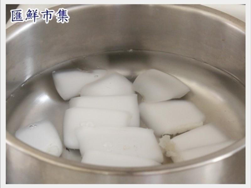 【膠原蛋白美顏料理】炒曼波魚皮2