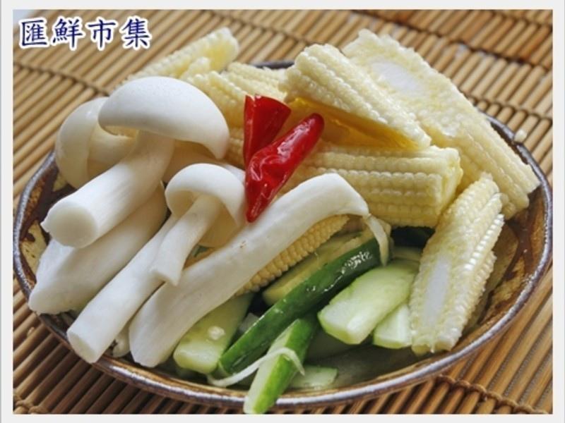 【膠原蛋白美顏料理】炒曼波魚皮3