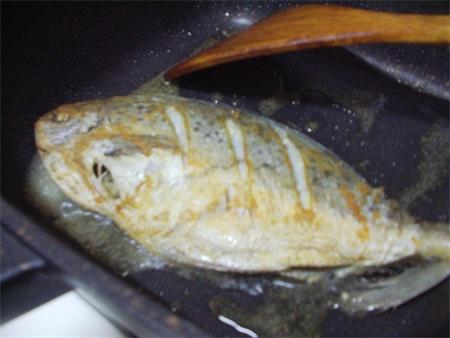 黑胡椒醬花鯧魚4
