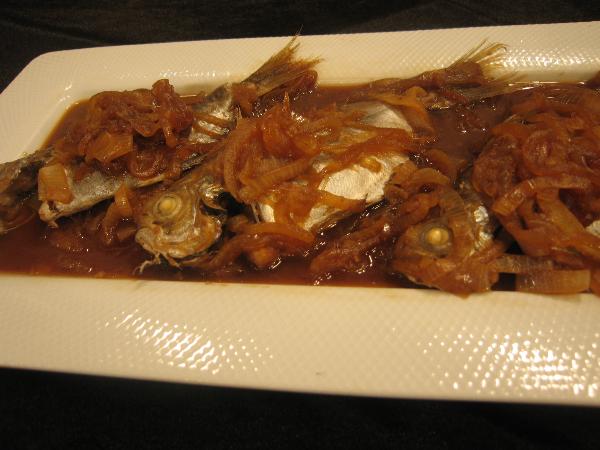 薑燒肉魚【詹姆士】