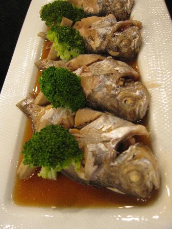 牛蒡煮魚 【詹姆士】