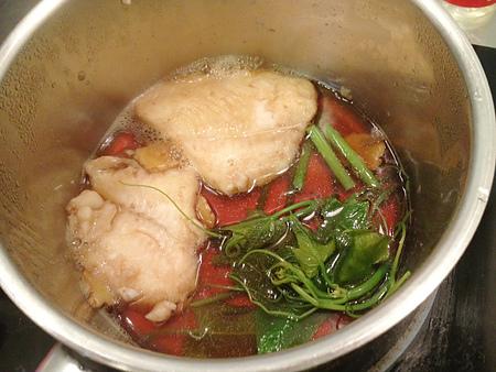 健康煮 - 醬油煮多利魚(煮付け)-5
