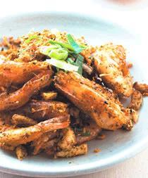 蒜片椒麻蝦.JPG