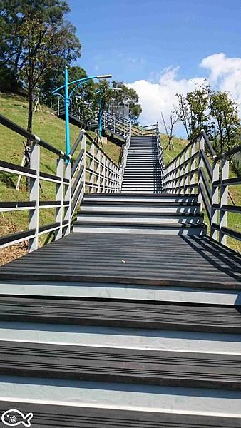 2015桃園市蘆竹區營盤環保公園看高鐵長溜滑梯15.jpg