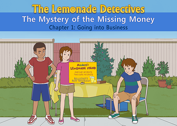 the lemoade detectives 1