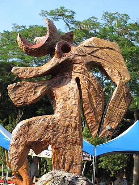 2011東勢木雕展