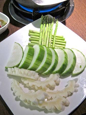 輕井澤野菜鍋