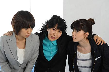 2013春季日劇:ダブルス~二人の刑事