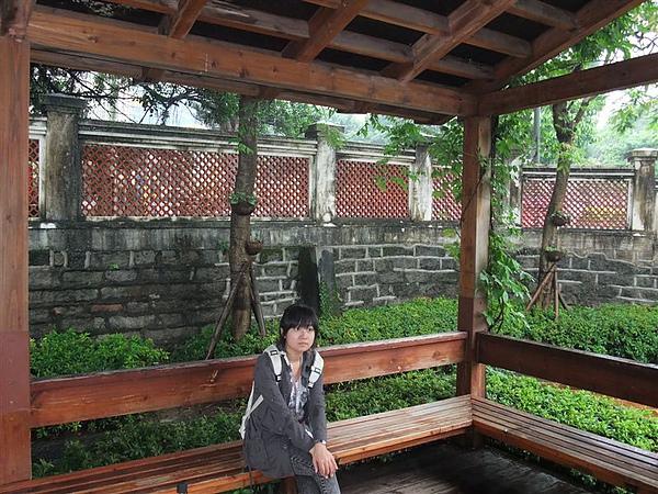 小白宮-大涼亭