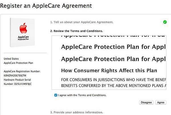 apple care 3