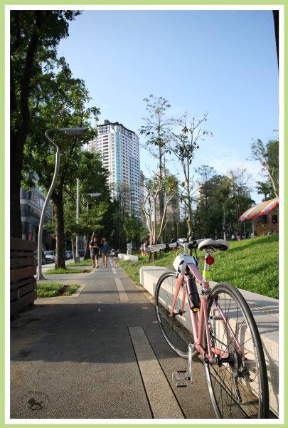101.05.20 台中綠園道單車趣 1