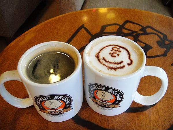 寶貝點的咖啡好醜