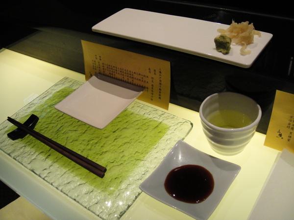 要上握壽司啦~~
