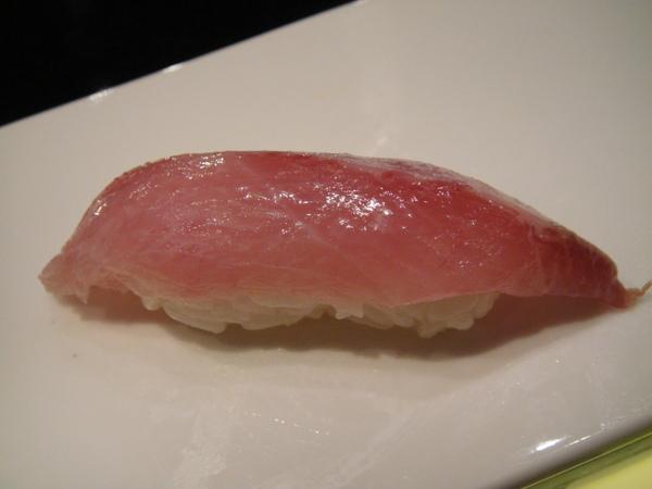 鬼頭刀壽司